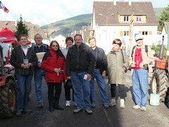 Photo de la Marche Gourmande de Sigolsheim N° 1